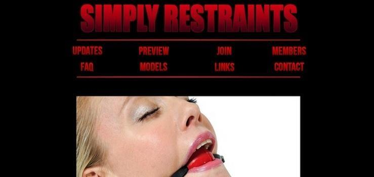 SimplyRestraints - SiteRip