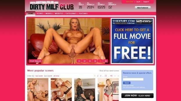 DirtyMilfClub - SiteRip