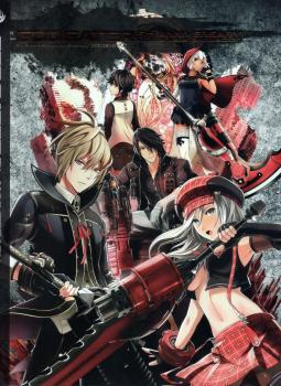 GOD EATER 5th ANNIVERSARY art book