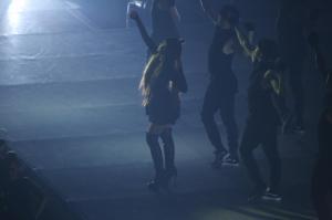 Ariana Grande Performing in Rio de 5