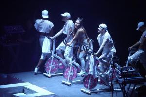 Ariana Grande Performing in Rio de 7