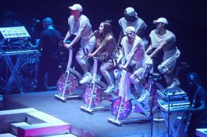 Ariana Grande Performing in Rio de 11