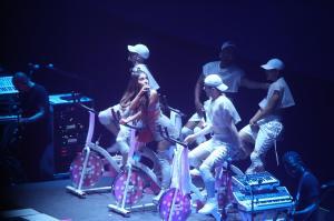 Ariana Grande Performing in Rio de 12
