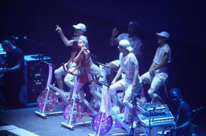 Ariana Grande Performing in Rio de 13