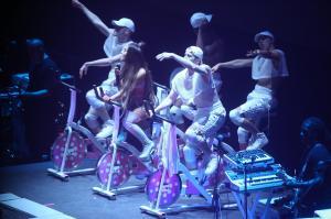 Ariana Grande Performing in Rio de 24