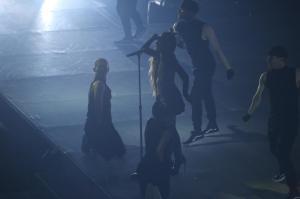 Ariana Grande Performing in Rio de 27