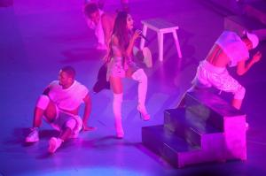 Ariana Grande Performing in Rio de 39