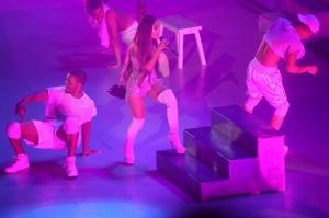 Ariana Grande Performing in Rio de 40