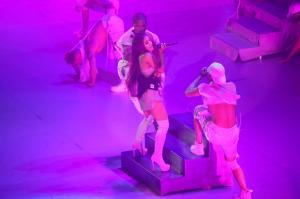 Ariana Grande Performing in Rio de 41