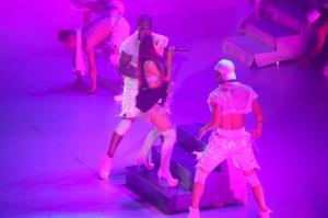 Ariana Grande Performing in Rio de 42
