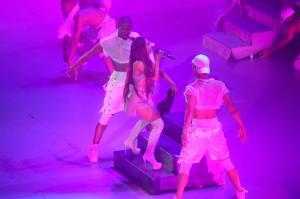 Ariana Grande Performing in Rio de 43