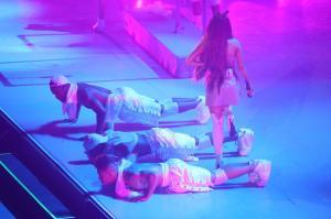 Ariana Grande Performing in Rio de 46