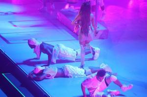 Ariana Grande Performing in Rio de 47
