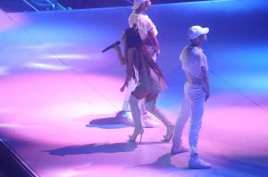 Ariana Grande Performing in Rio de 55