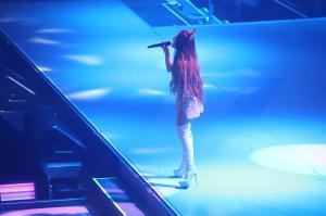 Ariana Grande Performing in Rio de 57
