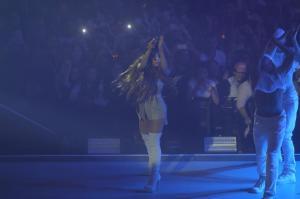 Ariana Grande Performing in Rio de 63
