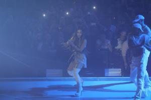 Ariana Grande Performing in Rio de 64