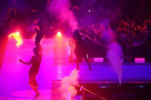 Ariana Grande Performing in Rio de 75
