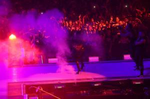 Ariana Grande Performing in Rio de 76