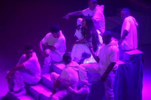 Ariana Grande Performing in Rio de 78