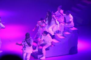 Ariana Grande Performing in Rio de 90