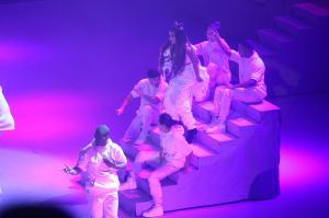 Ariana Grande Performing in Rio de 92