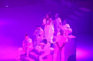Ariana Grande Performing in Rio de 95