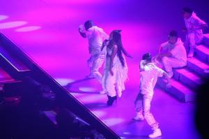 Ariana Grande Performing in Rio de 103