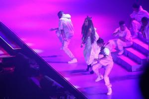 Ariana Grande Performing in Rio de 106