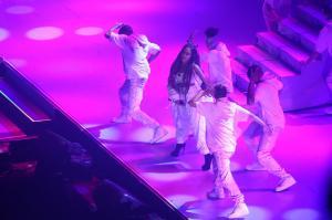 Ariana Grande Performing in Rio de 107