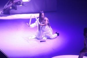 Ariana Grande Performing in Rio de 111
