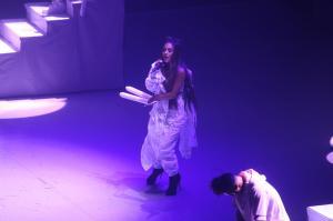 Ariana Grande Performing in Rio de 119