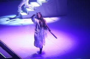 Ariana Grande Performing in Rio de 123