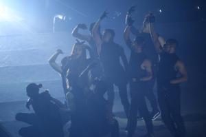 Ariana Grande Performing in Rio de 124