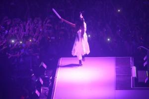 Ariana Grande Performing in Rio de 125