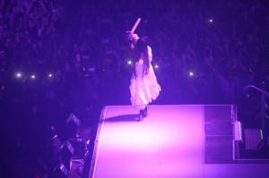 Ariana Grande Performing in Rio de 126