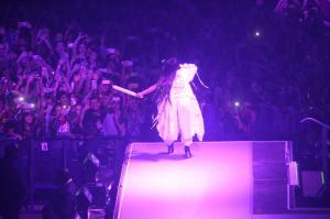 Ariana Grande Performing in Rio de 127