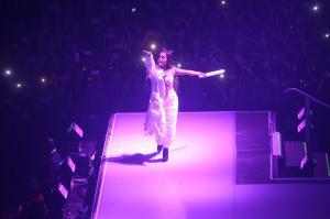 Ariana Grande Performing in Rio de 132