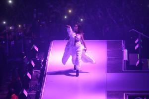 Ariana Grande Performing in Rio de 134