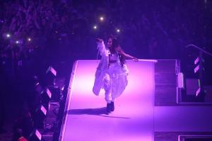 Ariana Grande Performing in Rio de 136