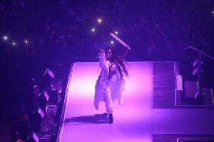 Ariana Grande Performing in Rio de 137