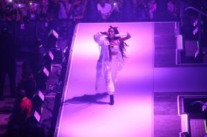 Ariana Grande Performing in Rio de 139