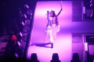 Ariana Grande Performing in Rio de 141