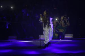Ariana Grande Performing in Rio de 144