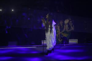 Ariana Grande Performing in Rio de 145