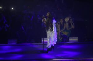 Ariana Grande Performing in Rio de 148