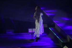 Ariana Grande Performing in Rio de 152