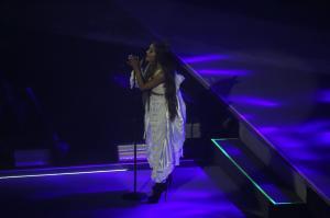 Ariana Grande Performing in Rio de 155