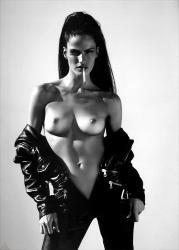 Missy Rayder  nackt