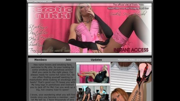 EroticNikki.com - SiteRip